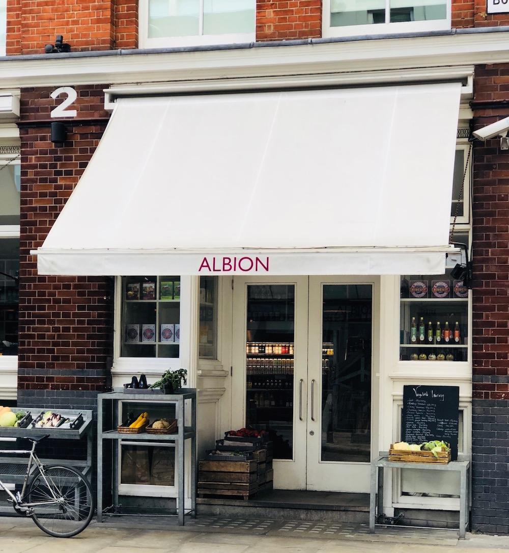 Albion – Shoreditch