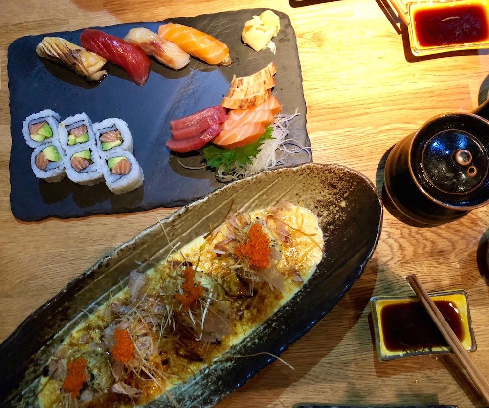 Dozo Sushi – Soho